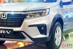 「ヴェゼルよりカッコいい」ホンダ新型3列SUV「BR-V」6年ぶり刷新で熱視線! 大反響で「国内に欲しい」の声も
