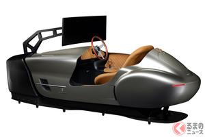 2300万円のドライビングシミュレーターで世界の有名なサーキットを体験! ピニンファリーナ製は何が違う?