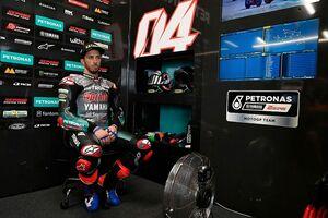 【MotoGP】事故続く若手ライダーにドヴィツィオーゾが苦言「アグレッシブさがタイトルをもたらすわけじゃない」
