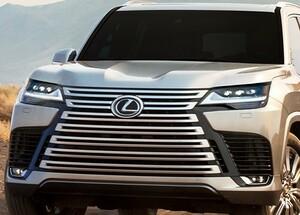 超高級SUVの新基準 新型レクサスLX降臨!! F SPORTもあり 日本発売はいつ? 価格は?