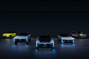 【まずは中国から】ホンダ、電動化戦略に「本気」 新型EV2台とコンセプト3台同時公開