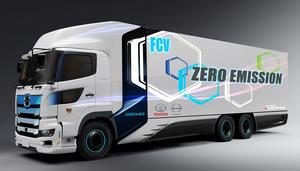 加速する日本の燃料電池トラック トヨタと日野の共同プロジェクトを見る