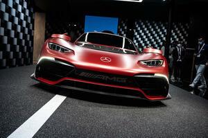 【F1エンジンの課題解決か】メルセデスAMG 新型「ワン」の生産を来年開始予定 3億円のハイパーカー