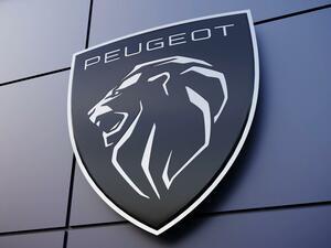 プジョーがブランドロゴを刷新、気高いライオンの顔をデザイン