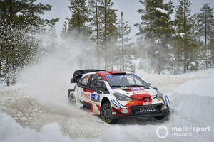勝田貴元WRCで2戦連続の自己ベストタイの6位「もっと良い結果を期待していた」