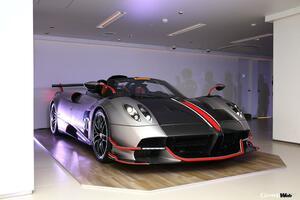 4億円のハイパーカーが日本初上陸! 何もかも特別な世界限定40台のパガーニ ウアイラ ロードスターBC 【画像ギャラリー】