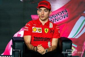 ルクレール、将来的にはフェラーリのハイパーカーでル・マン24時間参戦も?「機会があればぜひ出たい!」