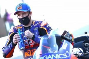 【MotoGP】KTMテストライダーのミカ・カリオ、右足骨折で2ヵ月休養へ。地元で出場したバイクレースでアクシデント