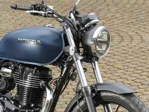 ホンダが新型バイク「GB350」を公開! 空冷単気筒エンジンを搭載したハイネスCB350の日本版が登場【2021速報】