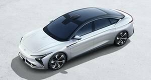 中国の自動車メーカーSAICとアリババがプレミアムEVブランド「intelligence in motion」をローンチ