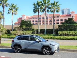 走って納得!200万円台で買えるトヨタの新型SUV「カローラクロス」の完成度