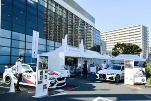 A PITオートバックス東雲での体感イベント「BMW M PERFORMANCE DAYS.」にBMWオーナーが大集合!
