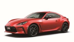 トヨタのスポーツカーシリーズ「GR」のブランド名を冠した新型GR86がついに発売。車両価格は279万9000円~351万2000円に設定