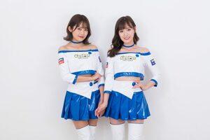 【RQニュース】KeePer Angelsが2021年の新コスチュームを披露