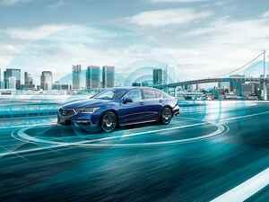 自動運転レベル3を世界に先駆けて実現。ホンダ レジェンドから始まる交通事故ゼロ社会