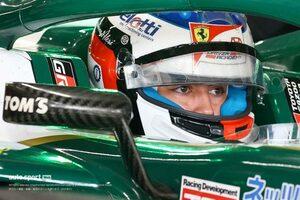 ジュリアーノ・アレジがスーパーフォーミュラ参戦。第2戦鈴鹿のエントリーリストが発表