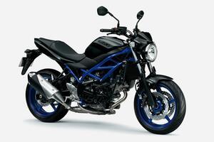 スズキ「SV650 ABS」【1分で読める 2021年に新車で購入可能なバイク紹介】