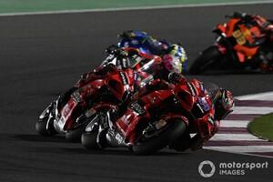"""【MotoGP】""""得意""""カタールで勝利逃したドゥカティ……でも大丈夫です! チーム上層部「2020年から改善大きい」"""