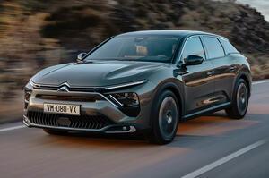 【斬新なフラッグシップモデル】新型シトロエンC5 X 欧州発表 小型SUV、セダン、ワゴンの融合