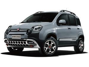 フィアット パンダクロス4×4再び。6速MTと4WDを組み合わせた限定215台。価格は263万円