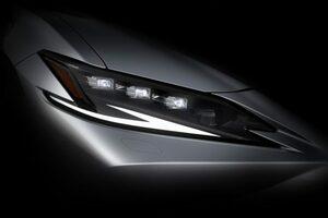 レクサス、上海モーターショーに新型『ES』と『LF-Z Electrifiedコンセプト』を出展