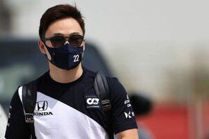 レッドブルF1首脳、印象的なデビューを飾った角田に「日本人として初めてF1で勝てると確信」