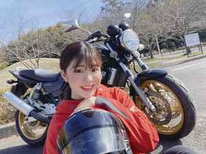 愛車との相性をチェック! あなたは自分のバイクを「ベストな一台」と思えていますか?(梅本まどか)【コラム梅日和 第36回】