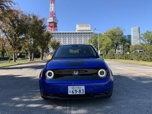 乗ってわかったホンダ初の量産型EV「Honda e」の評価が高い理由
