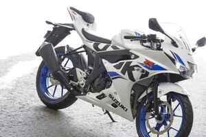 """小排気量のバイクを操る『極意』って? スズキの原付二種/125ccスポーツの走らせかたが""""目からウロコ""""でした!【SUZUKI GSX-R125 修行インプレ 前編】"""