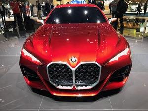 BMW M4クーペコンペティション試乗記 (3.0L直6気筒ツインターボ+8AT FR)