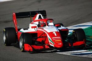 F3ブダペスト予選:ルクレールが最速タイムをマーク。岩佐歩夢は10番手