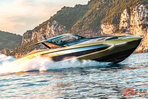 ランボルギーニ製スーパーヨットの初号艇が納艇! 船内のディテールを一挙公開