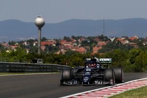 F1ハンガリーFP2速報:反撃の狼煙? ボッタスがトップタイム、アルファタウリ角田は17番手