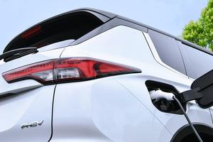 三菱 新世代PHEV搭載の新型「アウトランダーPHEV」を2021年冬に発売