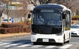 [オノエンスターEV・ 7.0] コミュニティ運用クラスの電気バス 2021モデルを試乗チェック!!