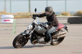 『小野木里奈の○○○○○日和』は、若い人にこそ乗って欲しいBMW MOTORRAD「R nineT Scrambler」に試乗します!
