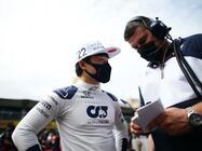 2021年F1第6戦、角田裕毅が7位入賞の快走。それでも「フラストレーションを感じた」理由とは【アゼルバイジャンGP】