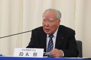 「工場にはカネが落ちている」日本が誇るカリスマ経営者 鈴木修会長は何が凄かったか