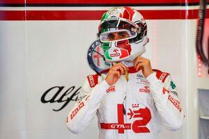 ジョビナッツィ「ブレーキに問題があり楽なレースではなかったが、最善の結果」:アルファロメオ F1第6戦決勝