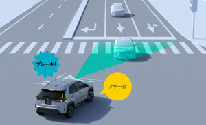 トヨタヤリスクロスの安全装備を徹底解説
