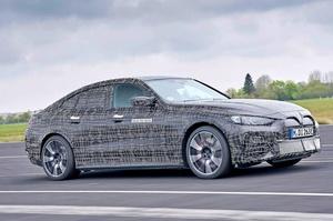 【主流になり得る実力者】BMW i4 M50 xドライブ プロトタイプへ初試乗 最大543ps 前編