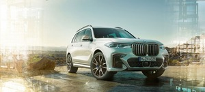 【燃費向上/詳細は?】BMW X5/X6/X7 ディーゼルモデルにマイルドハイブリッド搭載