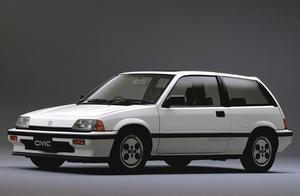 DOHCエンジンで〝走りのホンダ〟を印象付けた1980年代の「ワンダーシビック」