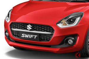 スポーティでカッコいいスズキ「スイフト」登場!インド仕様は走りと燃費が進化