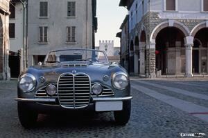 マセラティA6シリーズを象徴する「A6G 2000」が生誕70周年。稀少なワンオフのヴィニャーレ製クーペは日本人オーナーが所蔵!