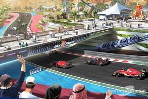 今季初開催のF1サウジアラビアGP、今後10年はカレンダーの常連に?