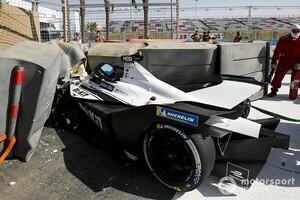 メルセデス&ヴェンチュリ、フォーミュラEディルイーヤePrixレース2の出走許可を得る。モルタラの事故引き起こしたブレーキシステムの故障は解決