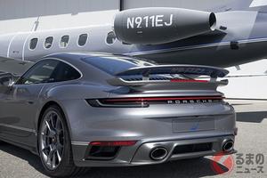 ポルシェをジェット機とコーデ! プライベートジェット仕様「911ターボS」とは?