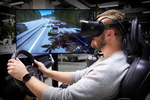 ボルボが「究極のドライビングシミュレーター」でクルマの安全を追求!