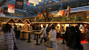 フォルクスワーゲン、「六本木ヒルズ クリスマスマーケット 2020」にブースを展開